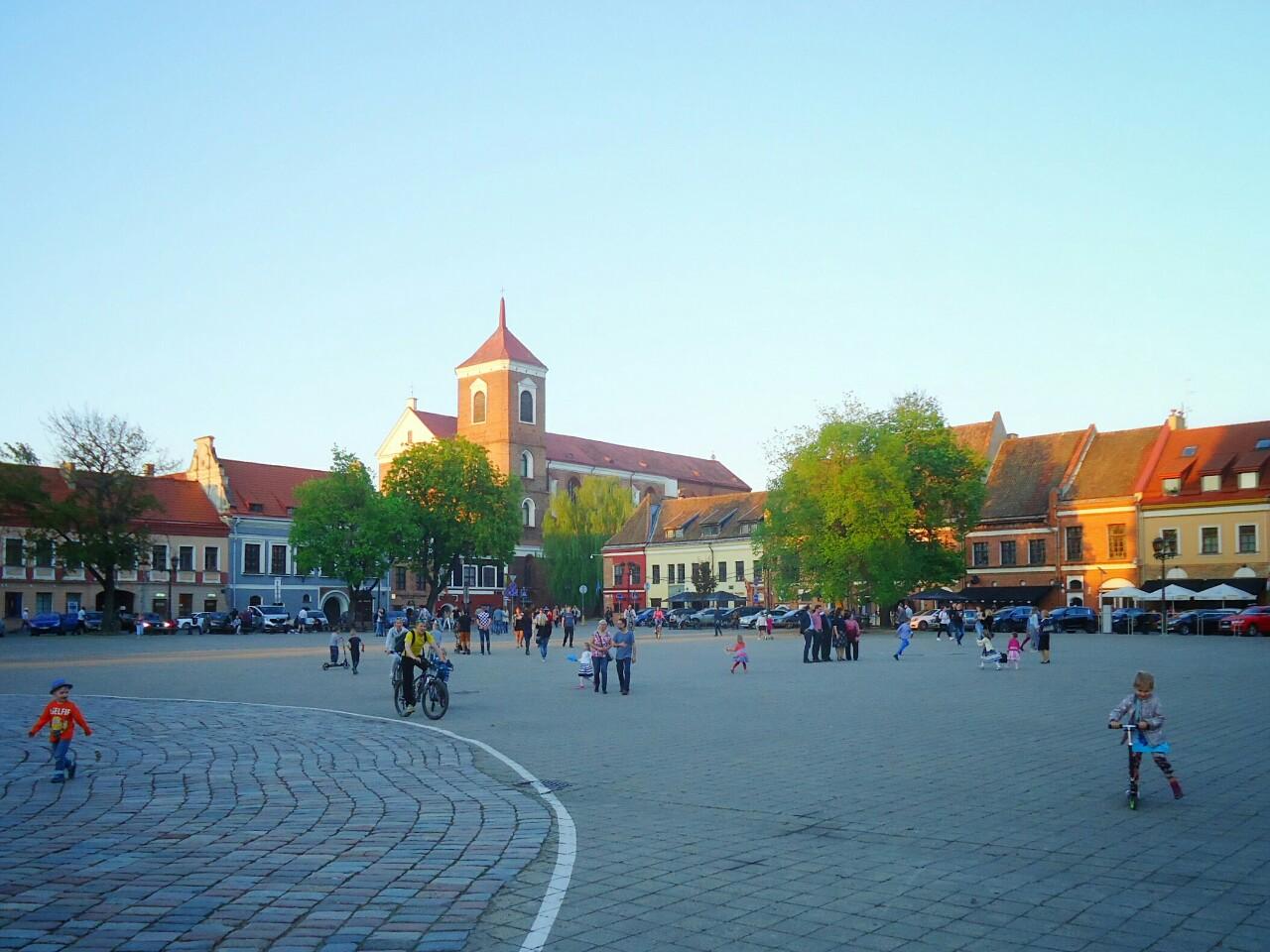 Babes in Kaunas