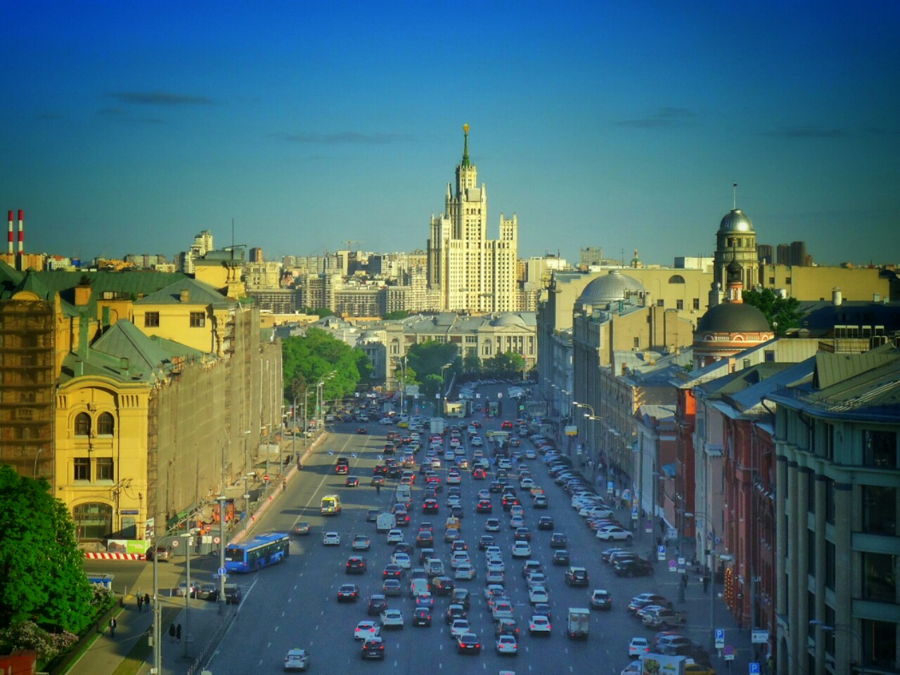 Moscow City: how to get there 45